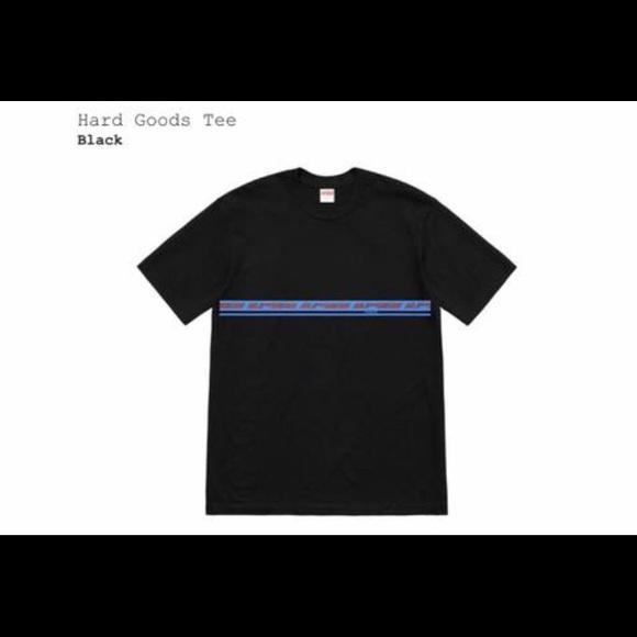 aeba221002c8 Supreme Shirts | Hard Goods Tee | Poshmark
